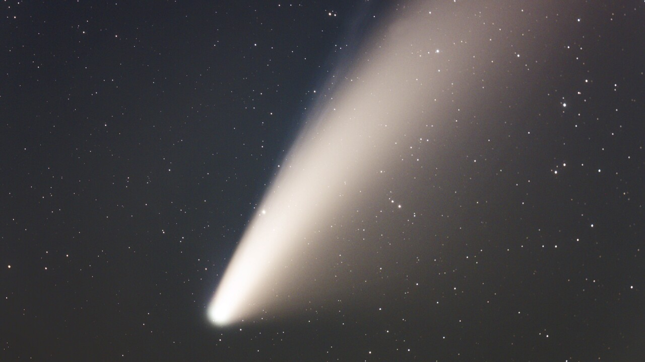 Visiting Comet North Carolina