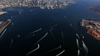 America's Cup World Series - Aerials