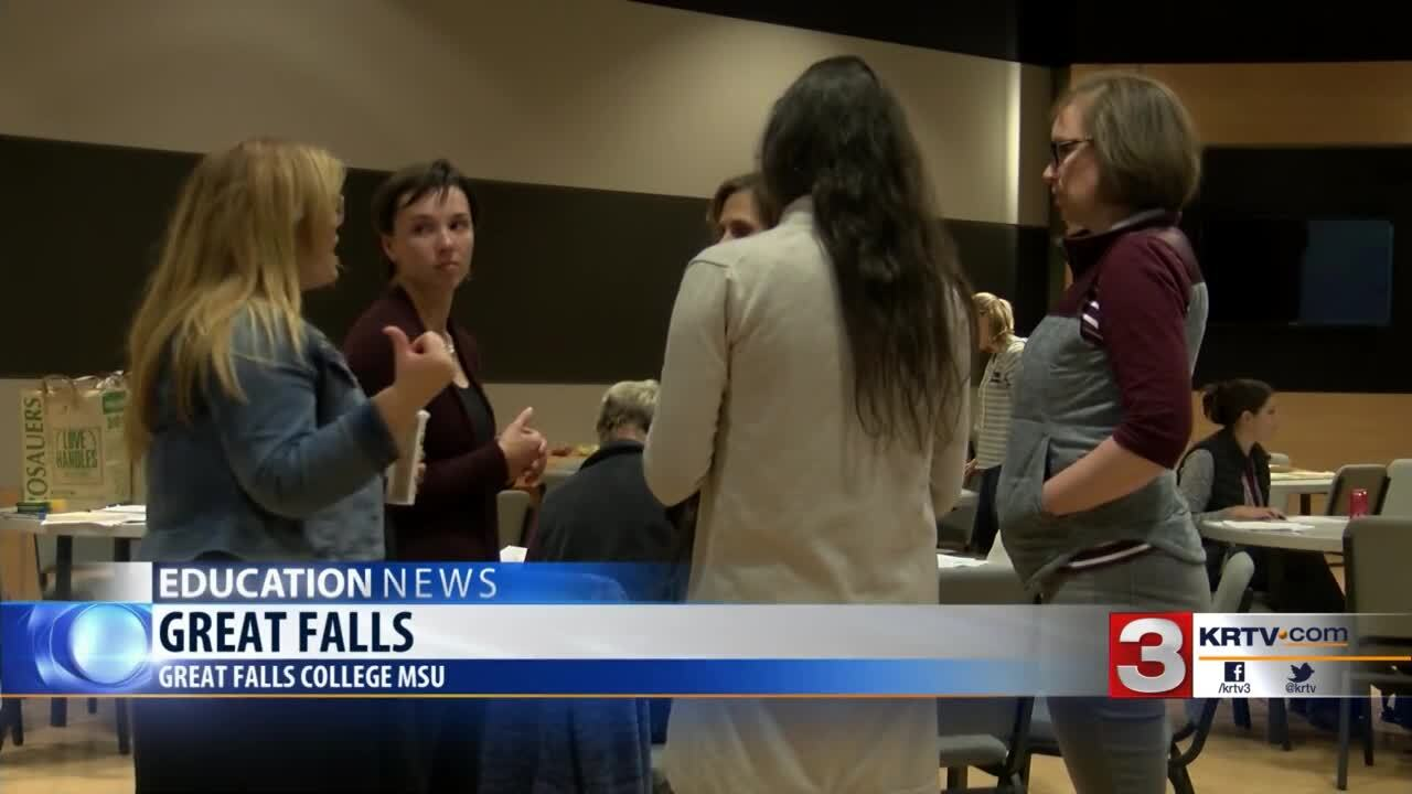 "Great Falls teachers learn about the ""Compassion Project"""
