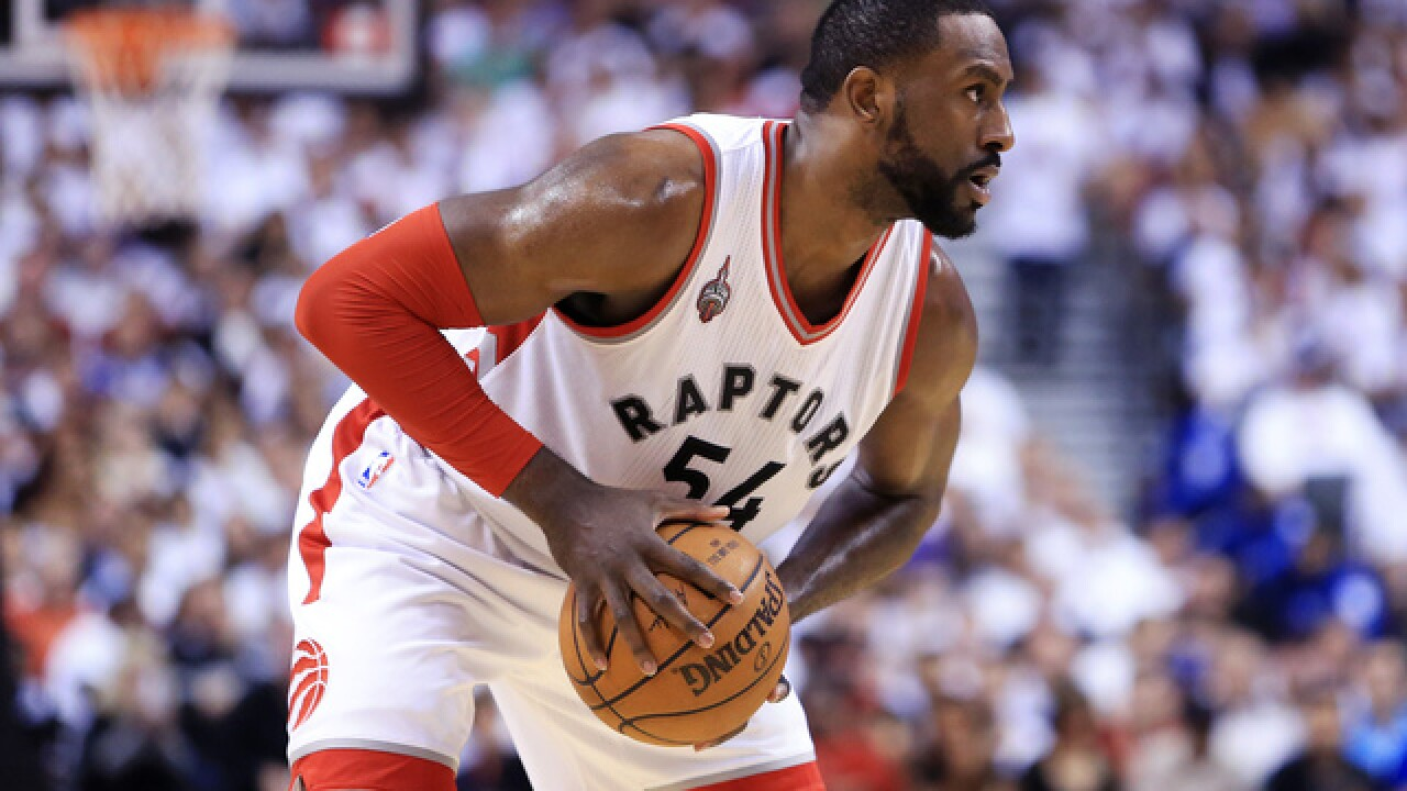 Patrick Patterson agrees to deal with Thunder