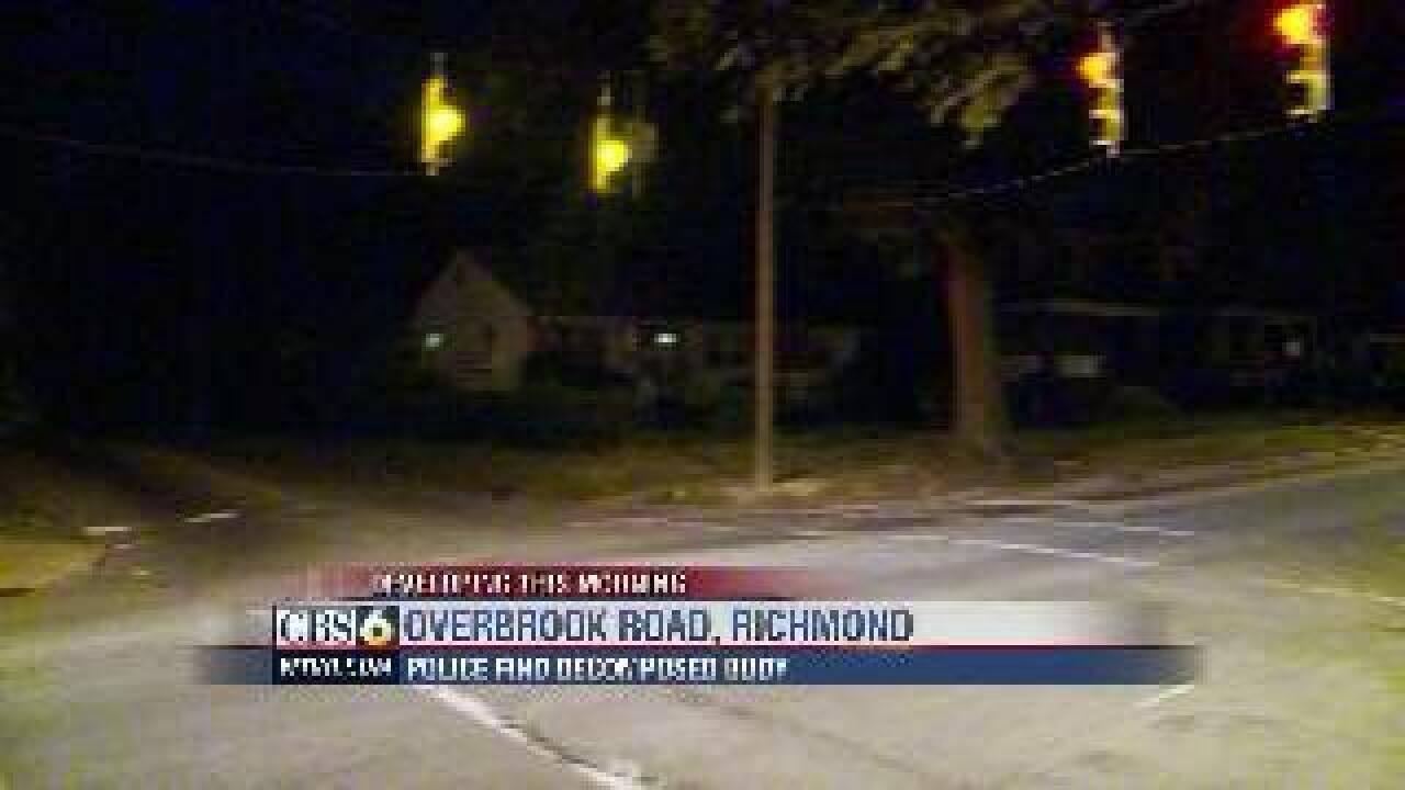 Richmond police find decomposed body