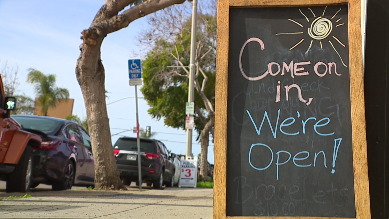 Small businesses powering the California's economy during pandemic