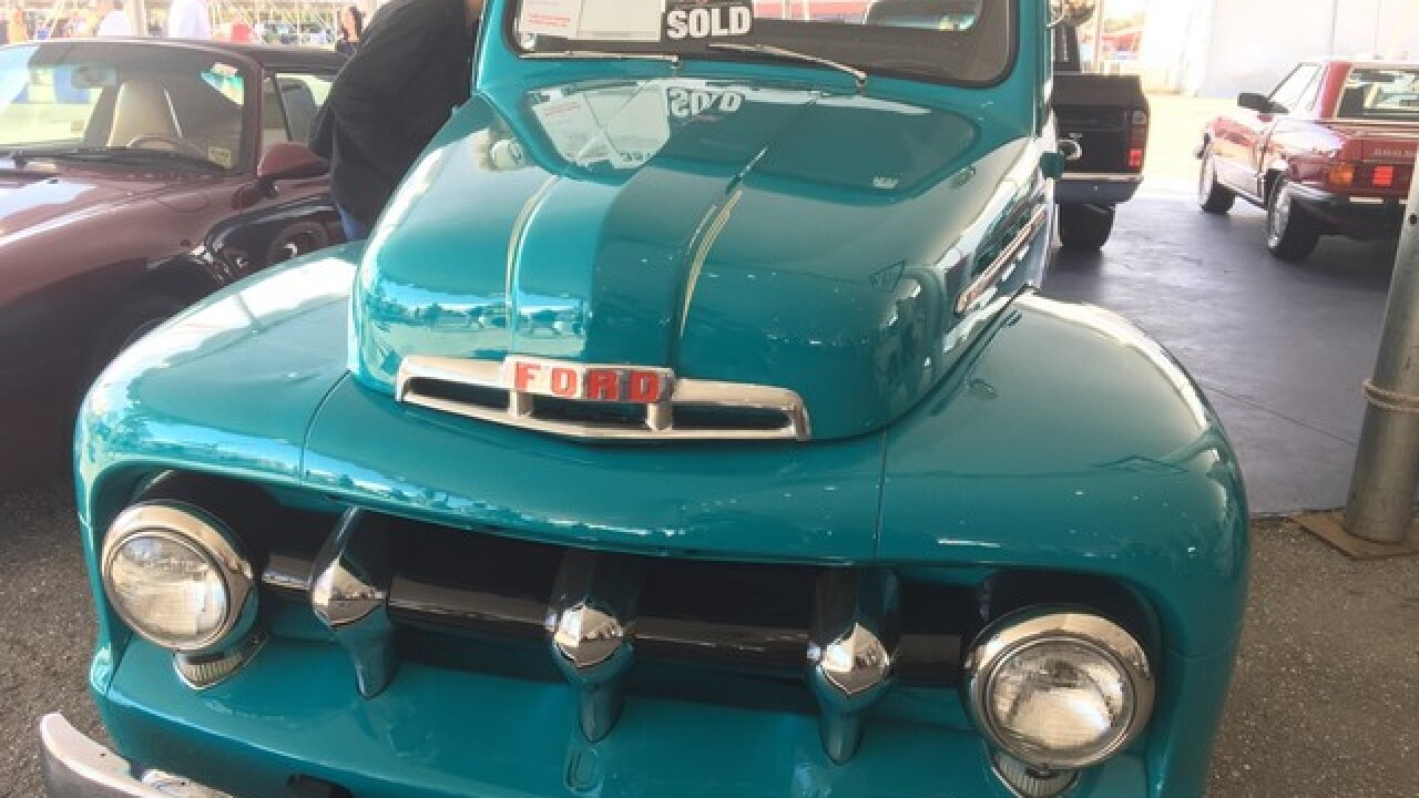 Old Pickup Trucks Are Hot Collectibles