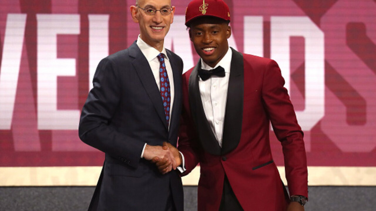 Cavs sign top pick Collin Sexton to rookie contract