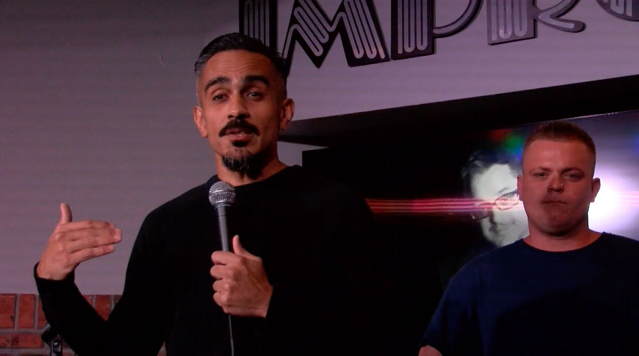 Ramon Garcia, reflects on death of comedian Wayne Felber
