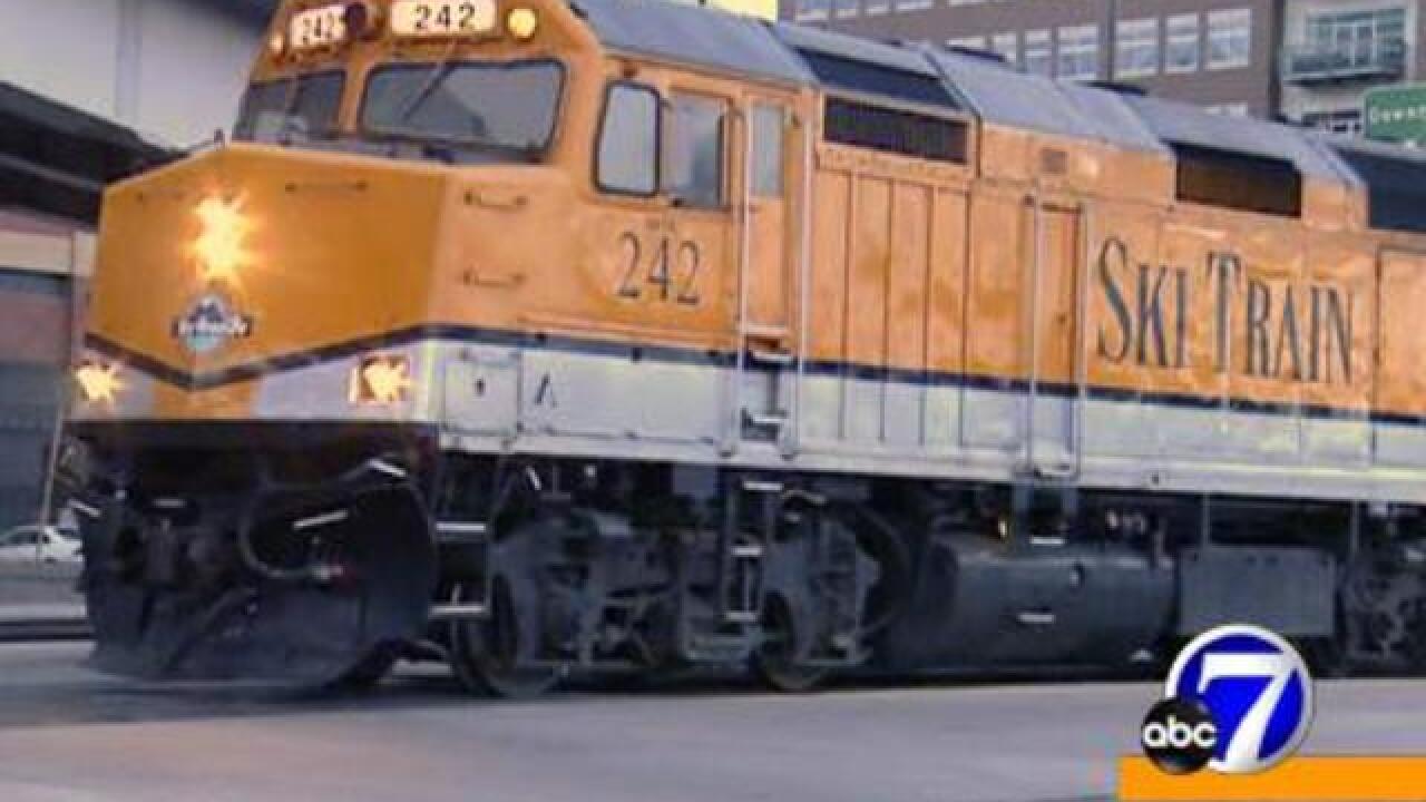 Amtrak bringing back Winter Park ski train