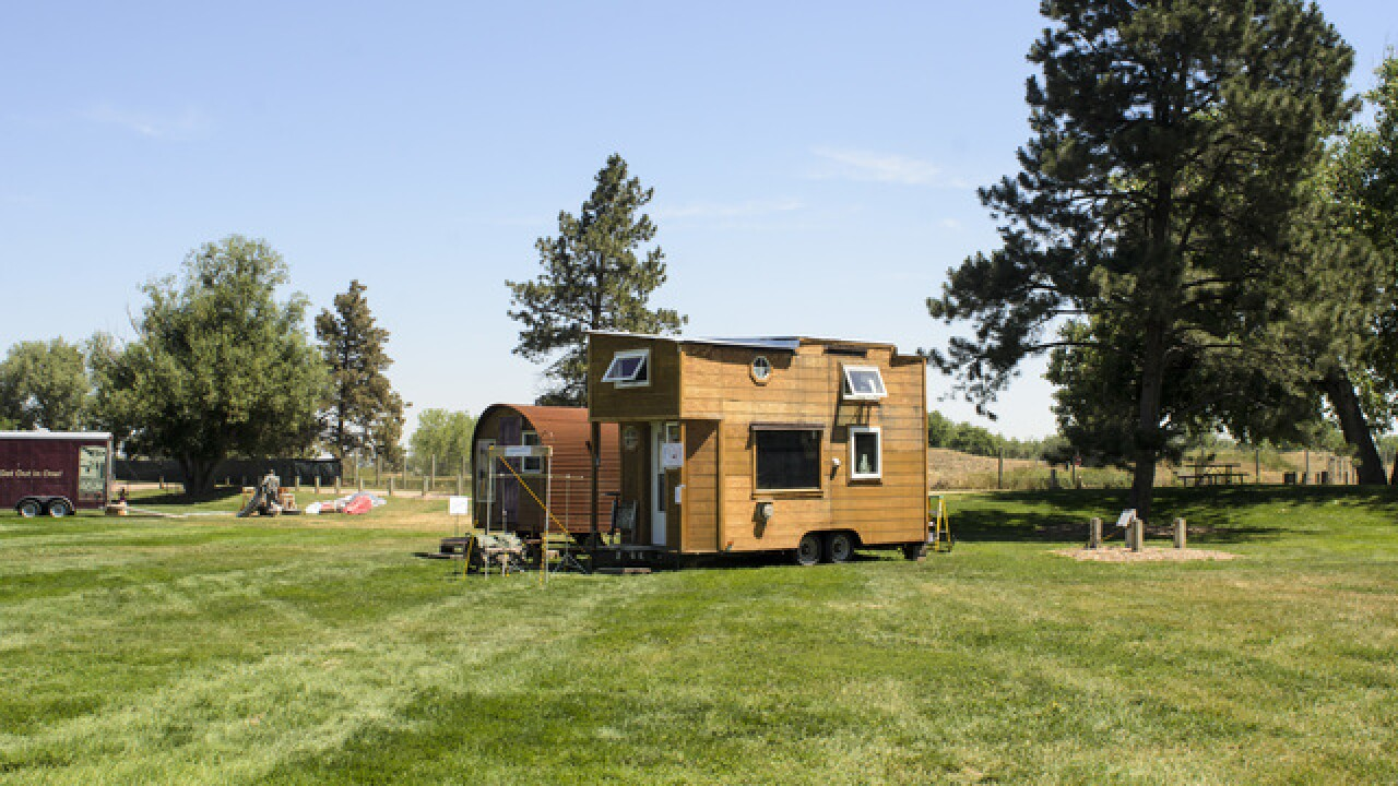 What are the rules for a tiny home in Colorado?
