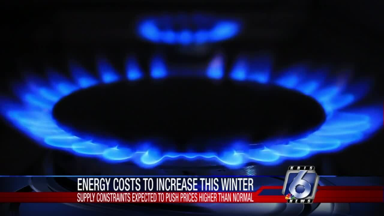 Natural gas prices expected to rise this winter