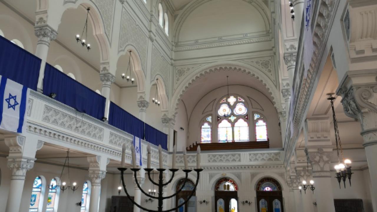 synagogue yom kippur