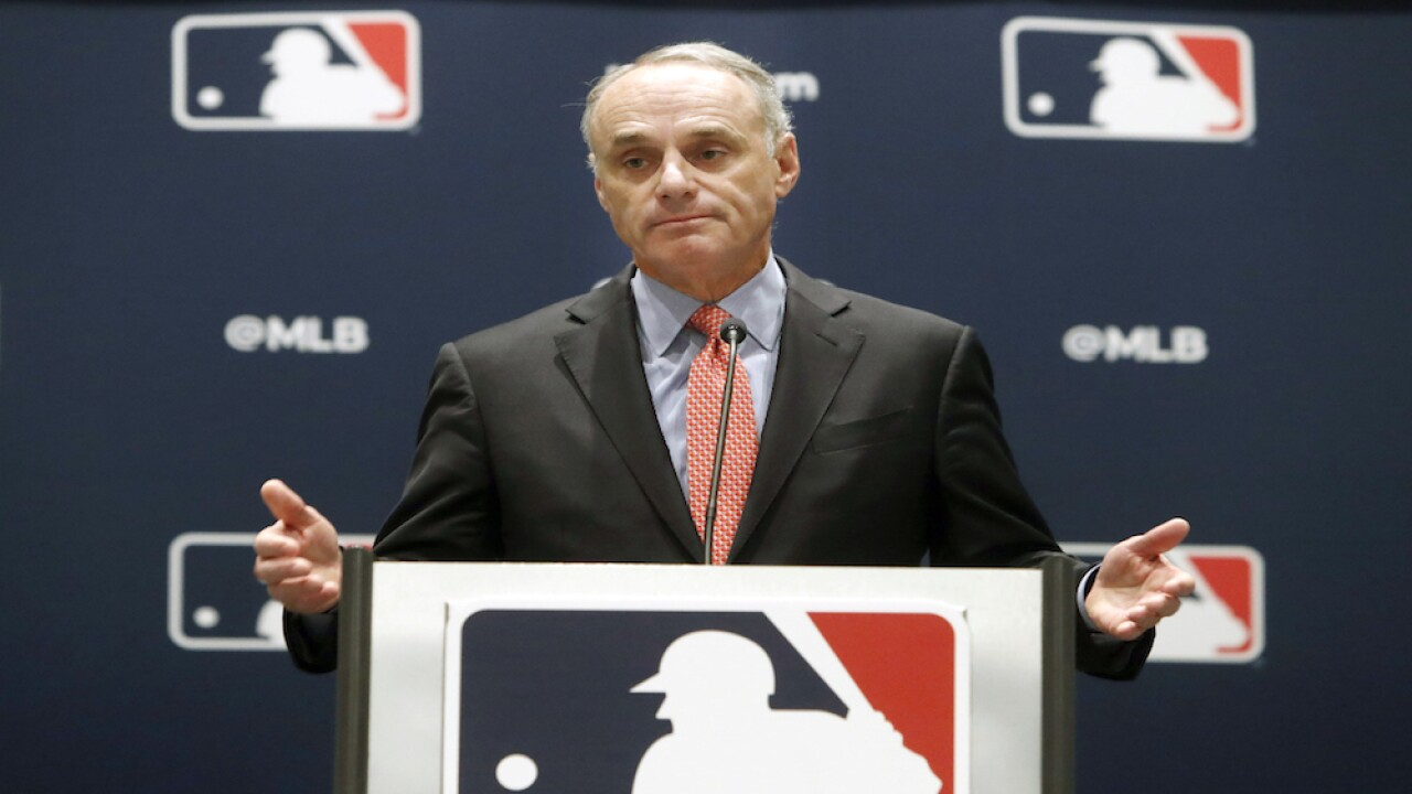 MLB can cut pay, lay off managers, coaches starting May 1