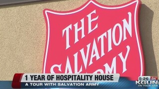 Salvation Army kicks of Red Kettle campaign