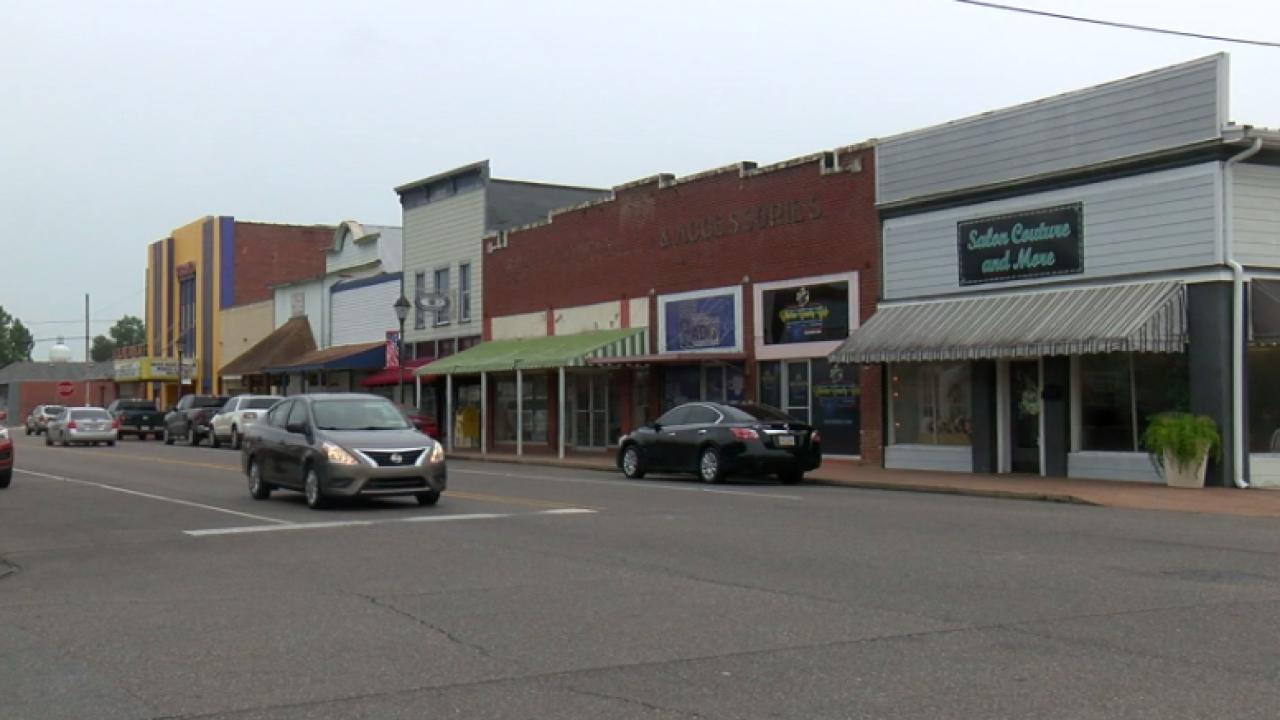 Main Street Jennings