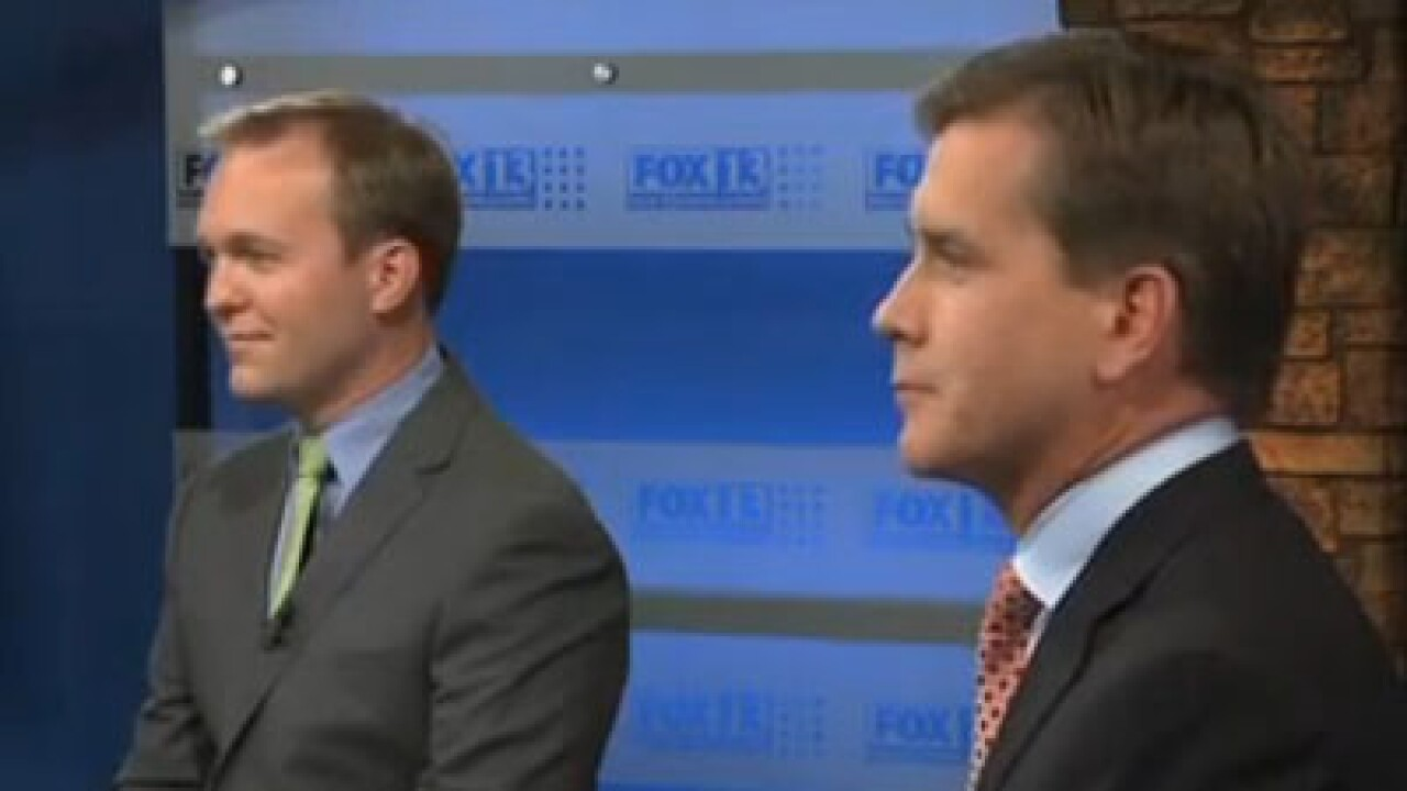 VIDEO: Salt Lake County Mayoral Debate