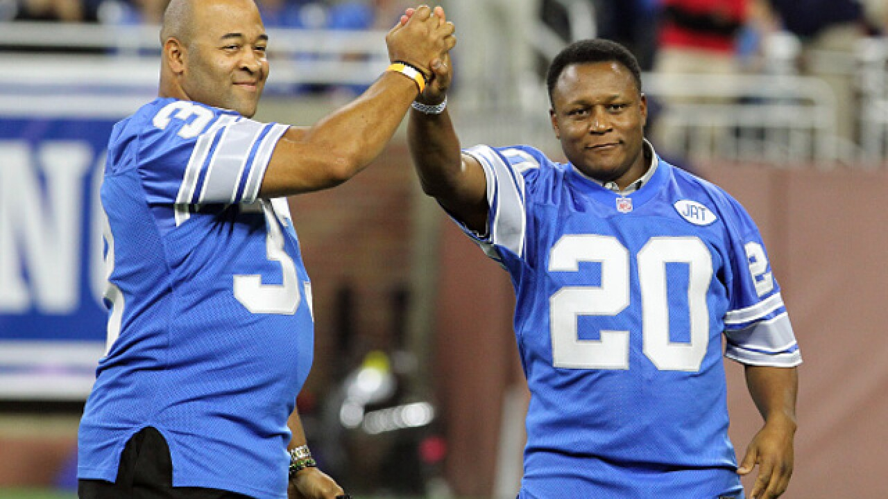 Watch the top 50 Barry Sanders plays on his 50th birthday