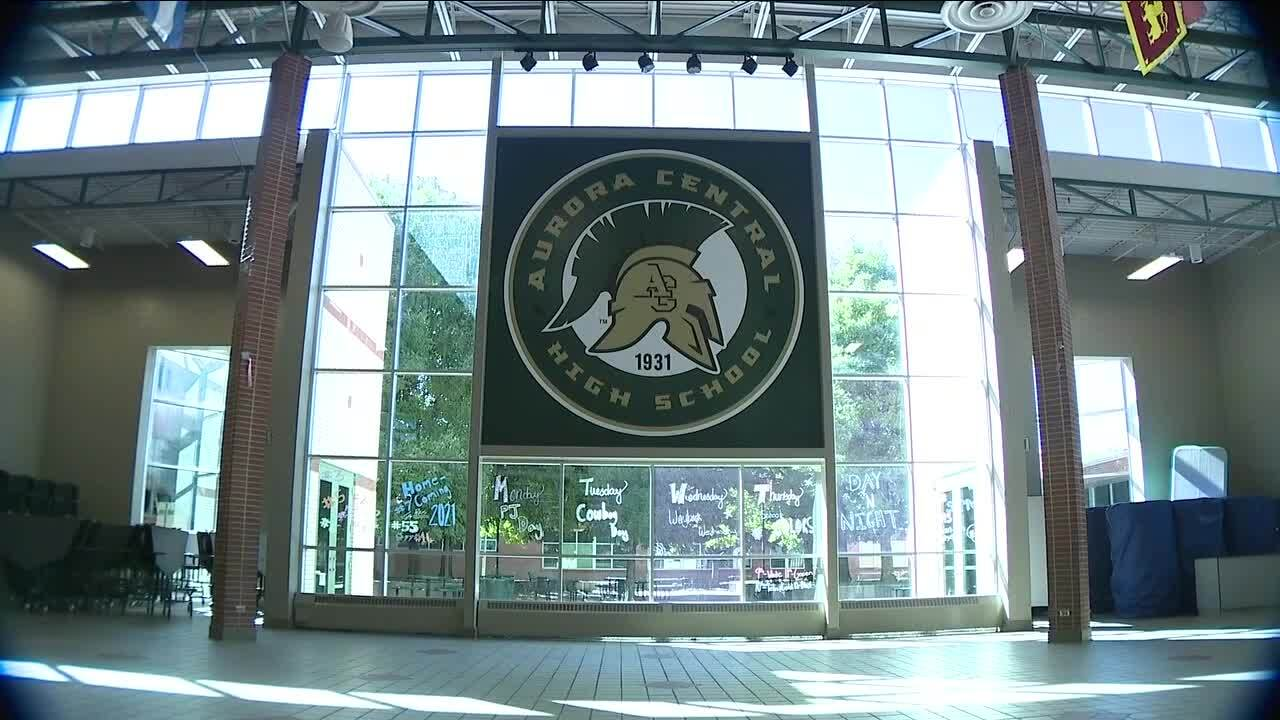 Aurora Central High School