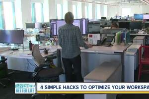 4 simple hacks to optimize your workspace