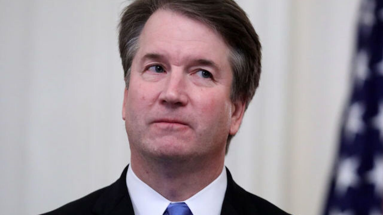 American Bar Association drops review into Kavanaugh allegations