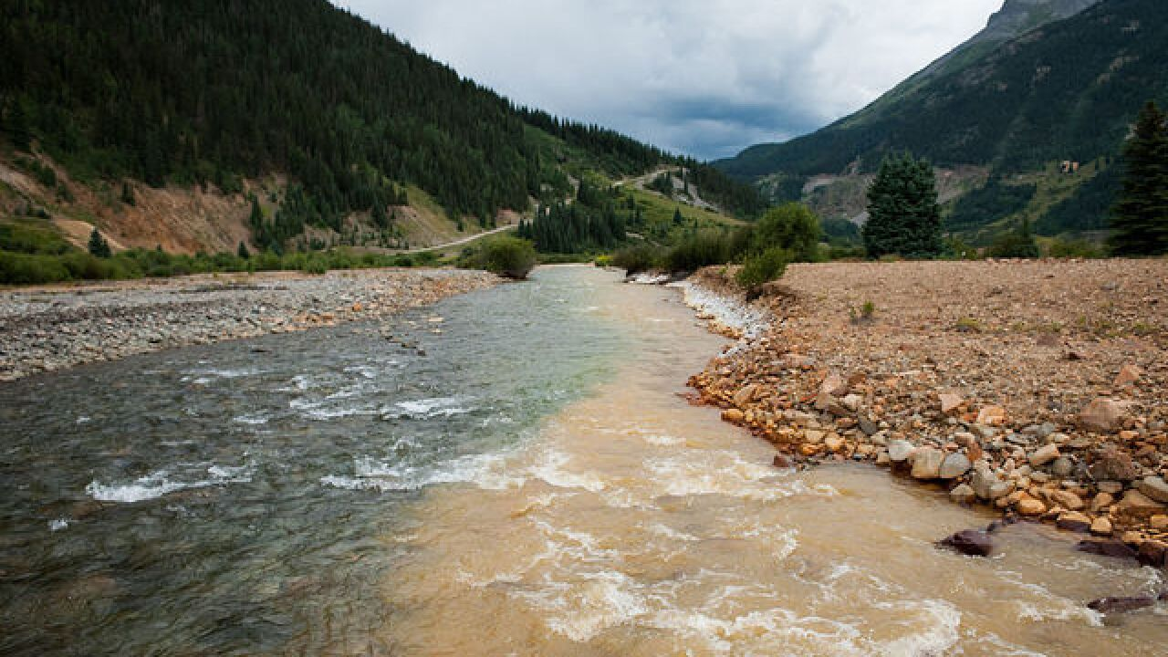 AP: EPA may be overstating claims from Gold King mine spill