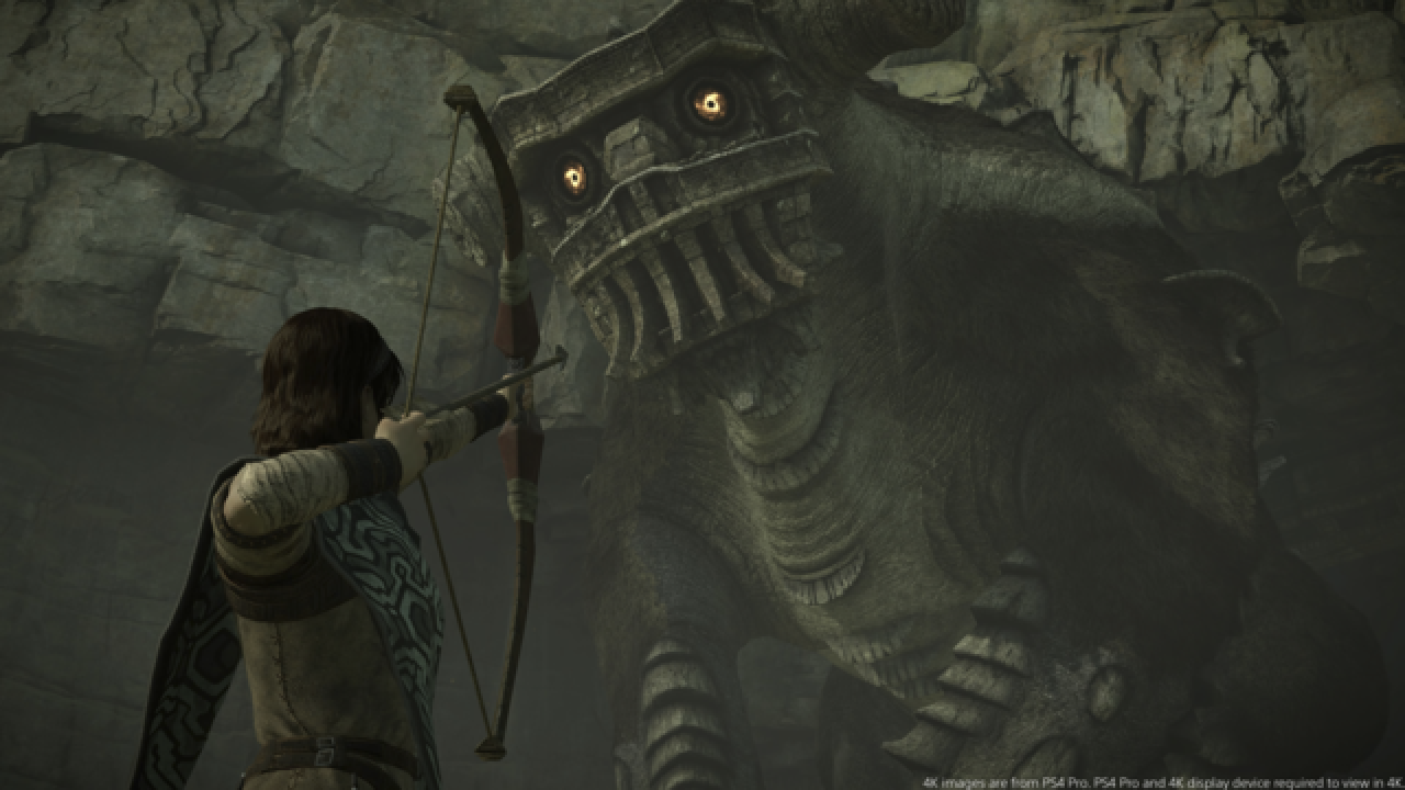 GAME REVIEW: Shadow of the Colossus for PS4