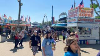 Hillsdale County Fair