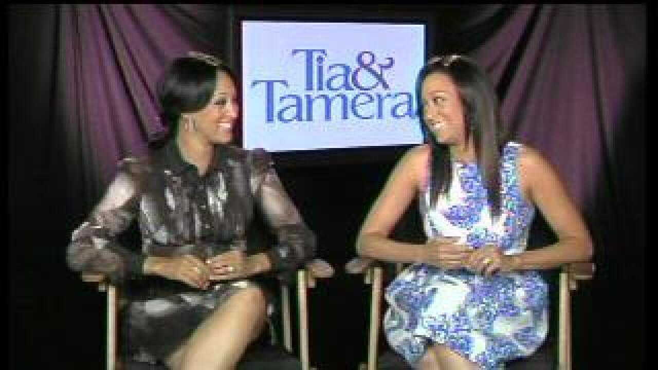 VIRGINIA THIS MORNING: Twin Actresses Tia Mowry Hardrict & Tamera Mowry Housely