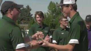 Reigning Frontier Champion Sean Ramsbacher defends home course