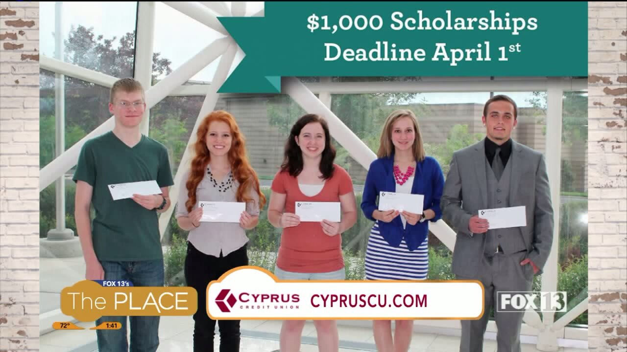 Funding Your Future: How to financially prepare for college + a great scholarship opportunity!