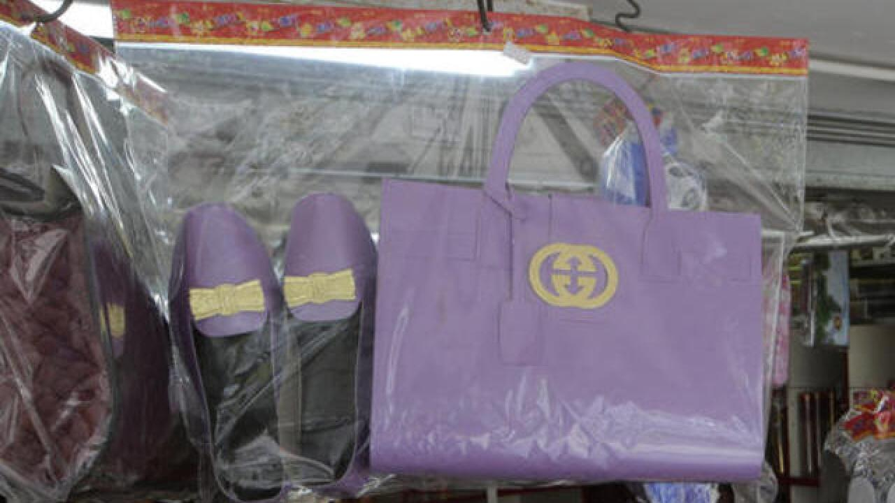 Gucci sorry for warning to Hong Kong funeral