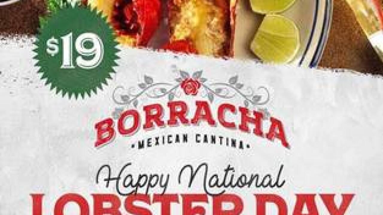 Celebrate National Lobster Day in Vegas