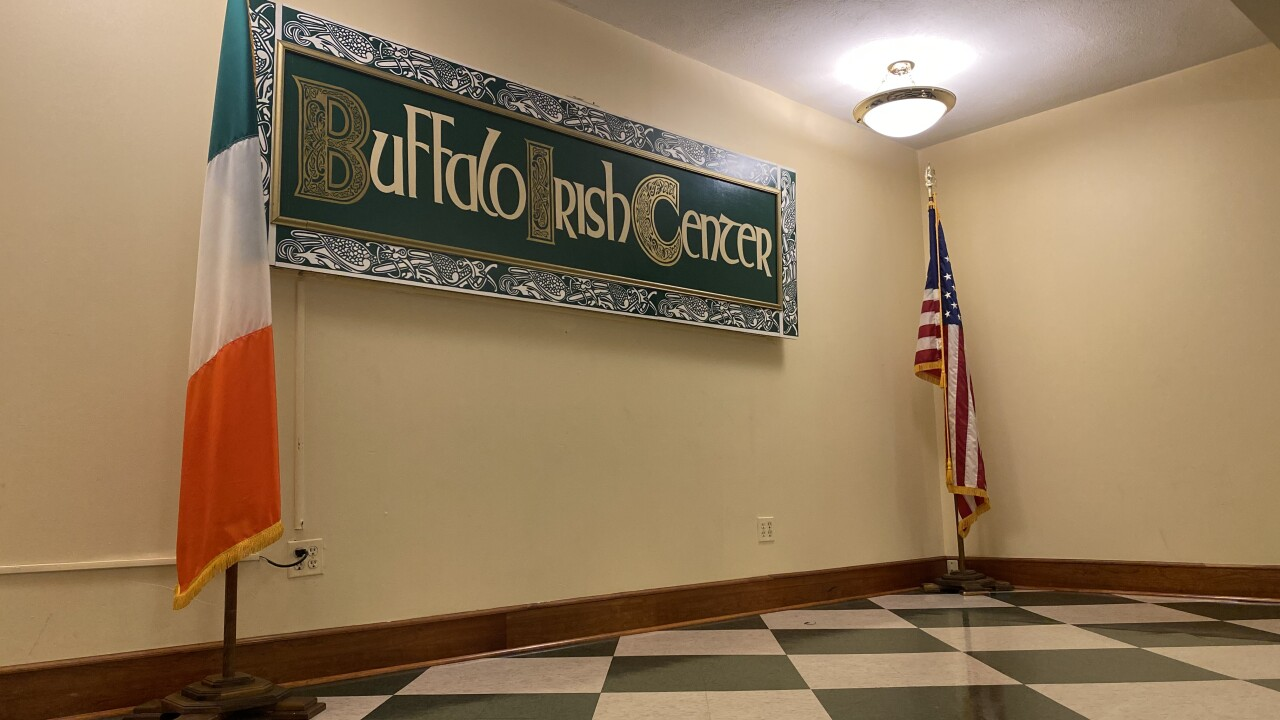 The Buffalo Irish Center thrives in March, last year was difficult, but this year, they're picking it back up