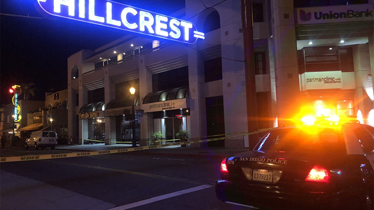 San Diego police arrest man suspected of shooting into Asian Bistro restaurant