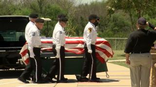 Unaccompanied Veteran Burial