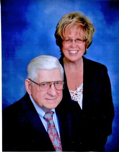Bill and Nancy Schafrath