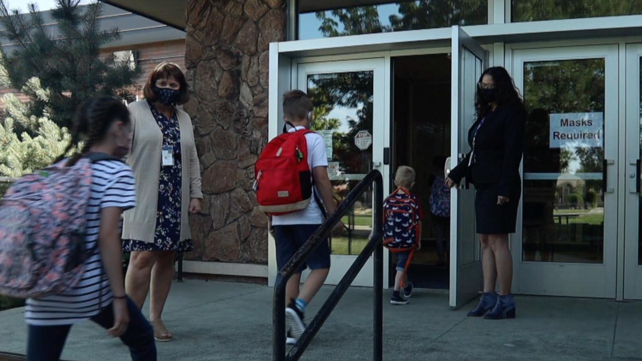Utah school masks