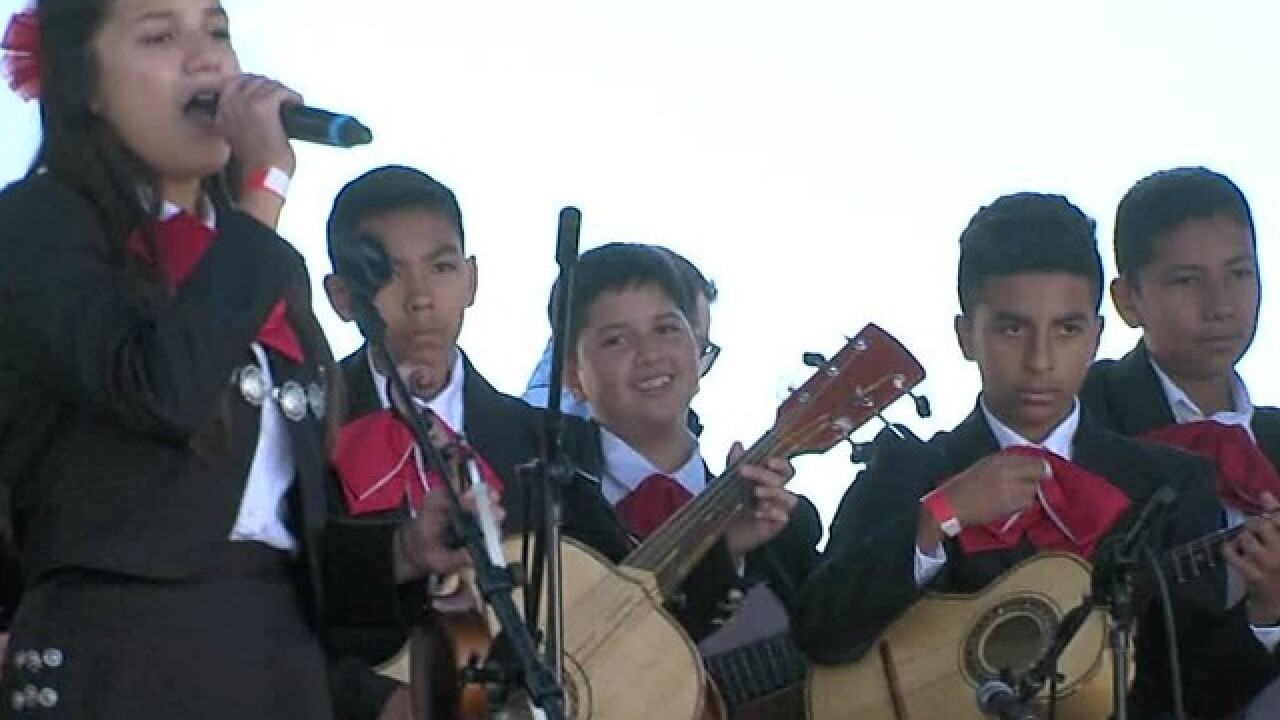 VIDEO: International Mariachi Festival