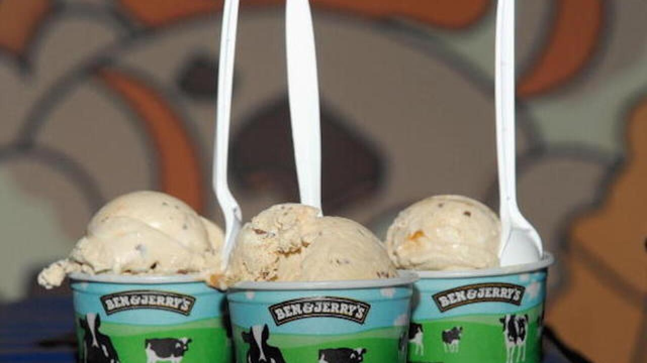 Want to get paid to eat Ben & Jerry's? Here's how