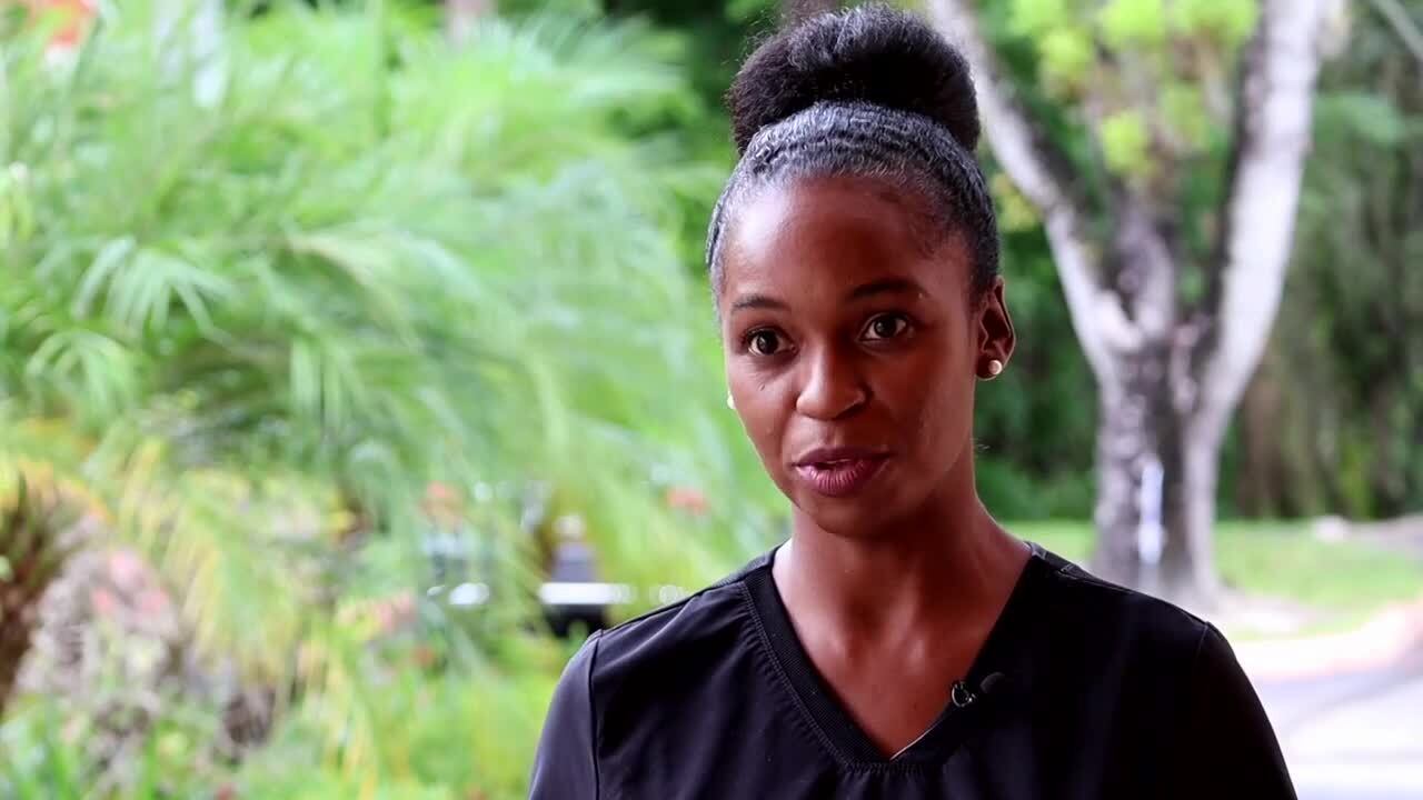 Dr. Tiffany McCalla discusses disparity in drug addiction treatment