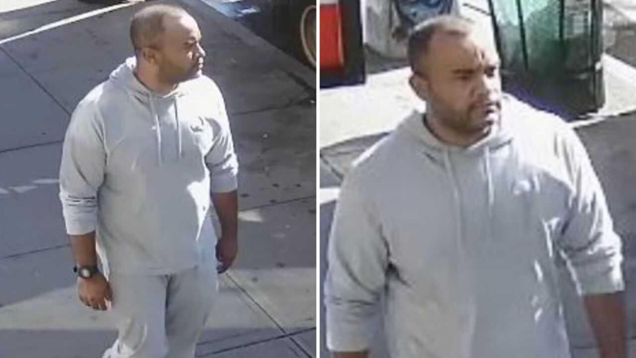 Man wanted after 70-year-old man attacked in Greenwich Village