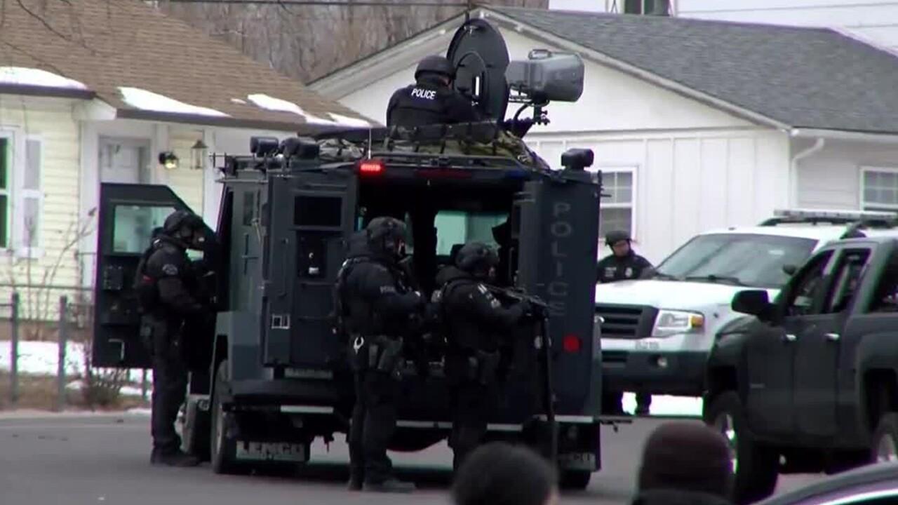 SWAT Florence Avenue