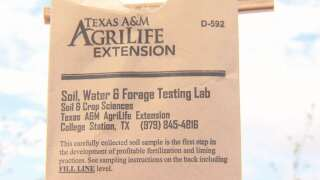 Free soil testing kits available for residents
