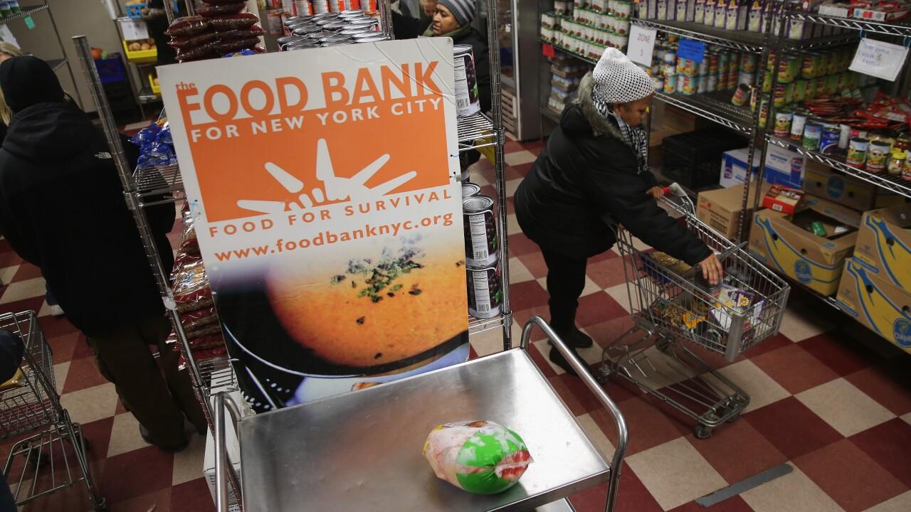 Food Stamps Guaranteed Through February Usda Says