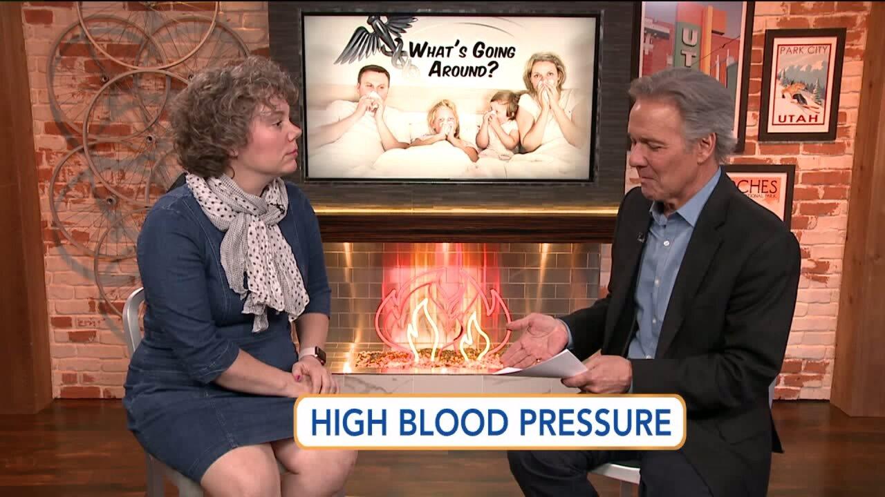 What's Going Around: High BloodPressure
