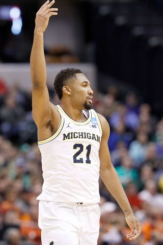 Photos: Michigan basketball vs. Oklahoma State Cowboys in 2017 March Madness