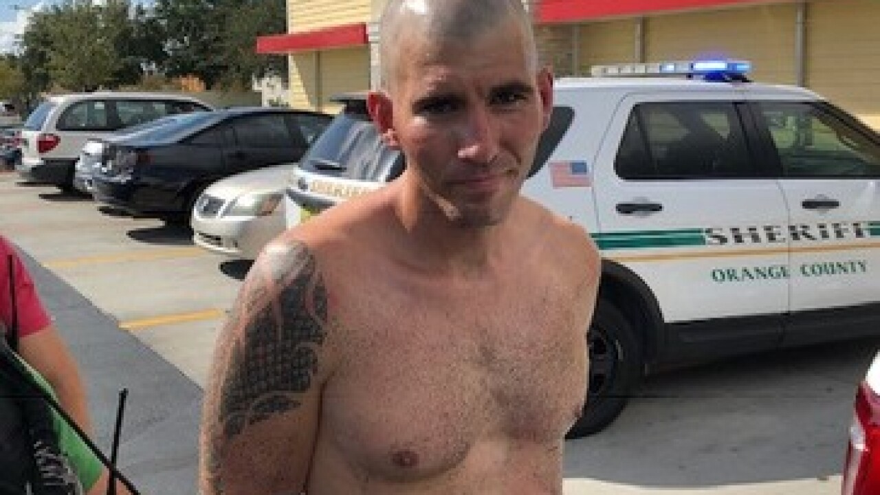 Sarasota man wanted for murder found in Orlando