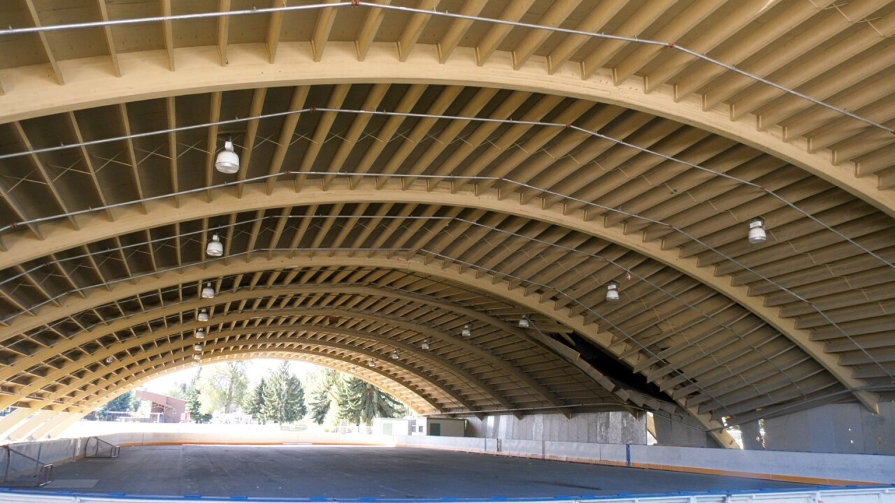Bozeman city officials approve more funding for Bogert Pavilion restoration