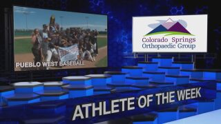 KOAA Athlete of the Week: Pueblo West Baseball