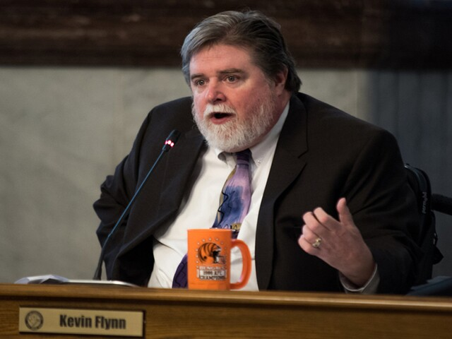 Kevin Flynn fought for years for a City Council seat, but now he prepares to give it up