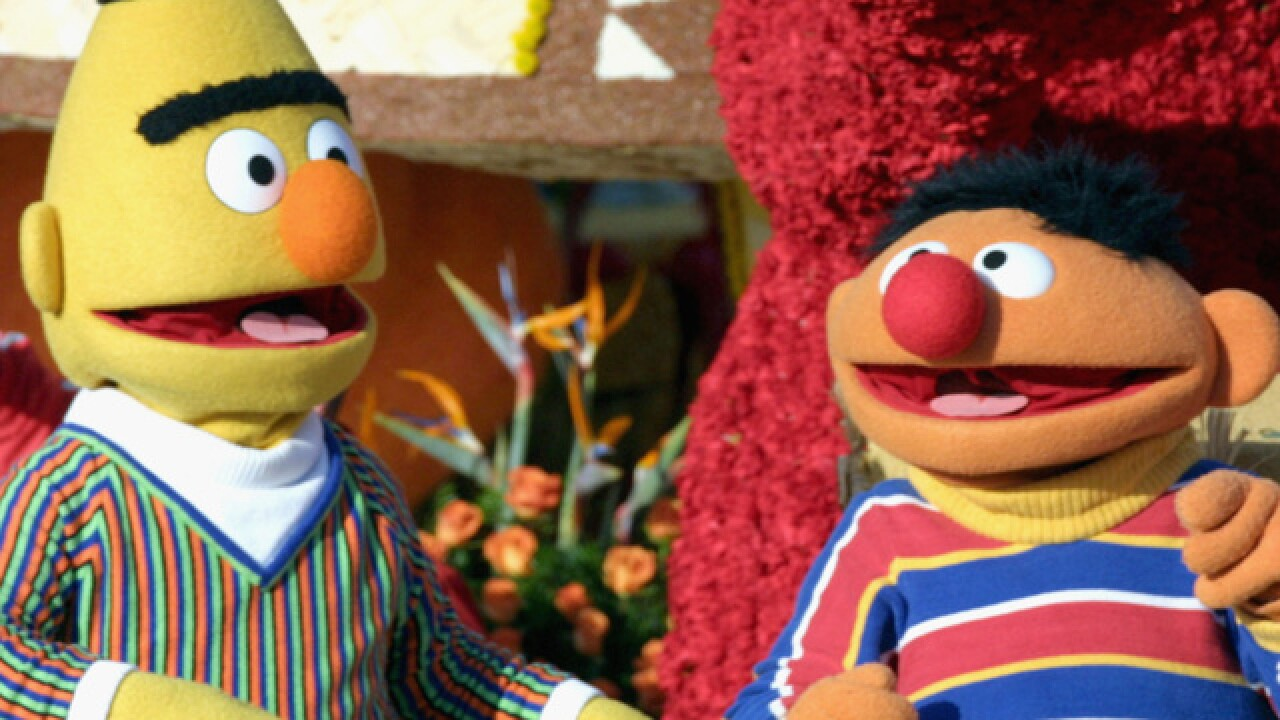 Bert and Ernie are gay, Sesame Street writer says