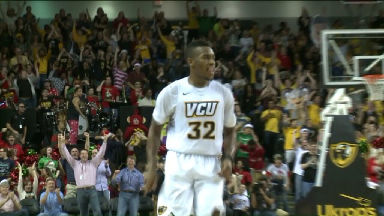 VCU and Richmond win big at home