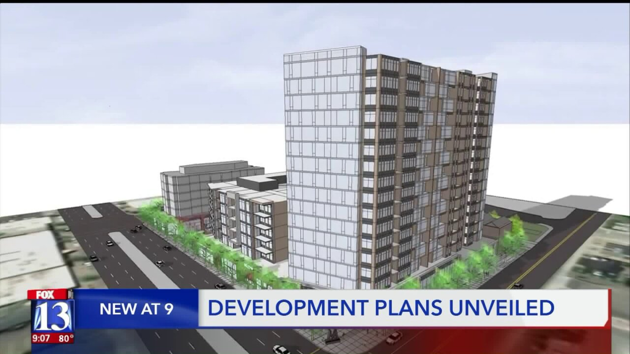 Big plans unveiled for Murray redevelopment